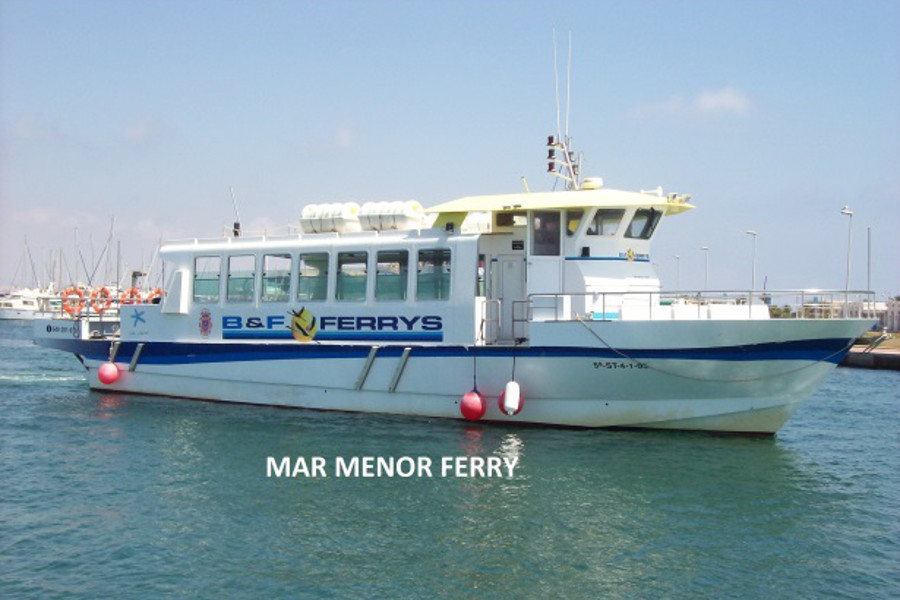 Mar Menor Ferry